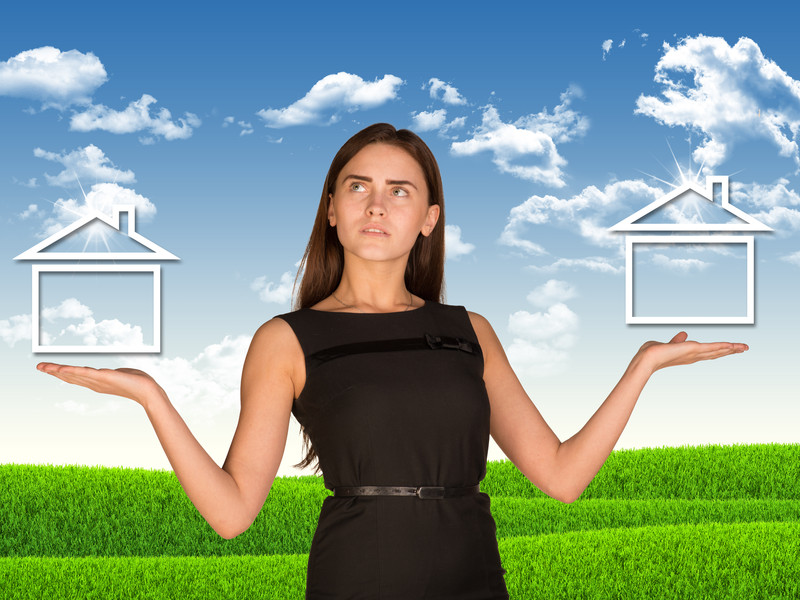 Buying a house before selling the house in which you live for Swapping houses instead of selling