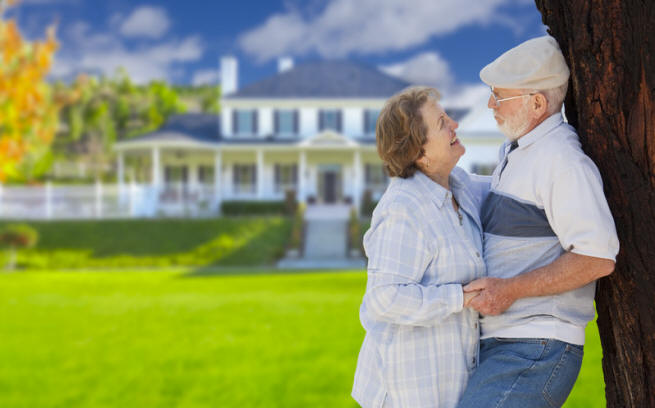 Reverse Mortgage on Million Dollar Home