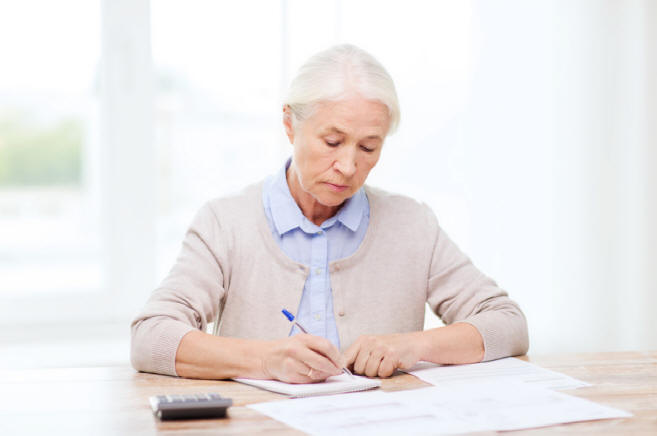 Senior Evaluating Annuity Options