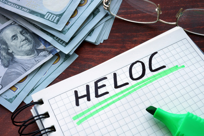 what is a heloc from the mortgage professor