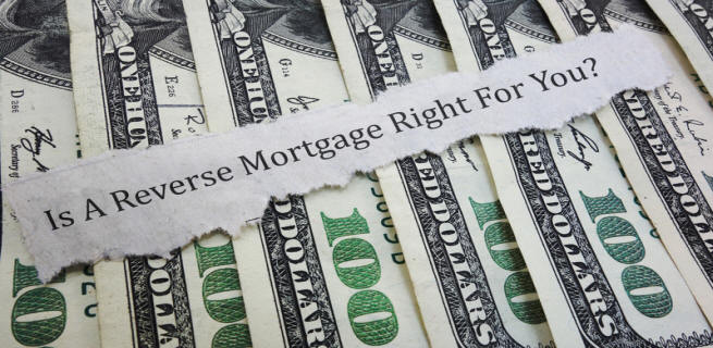 Questions and answers about reverse mortgages