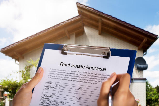 Home appraisals should be owned by the borrower